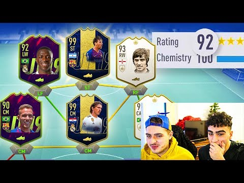 192 RATED?! - FIFA 19 BREAKING 192 FUT DRAFT RECORD! w/ FINCH!