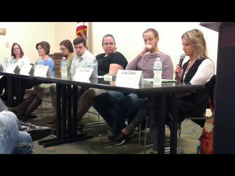 One Book, Once Communitity Panel Discussion 2/22