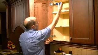 The Kitchen Gurus - Rene Van Boom - How To Adjust Cabinet Doors