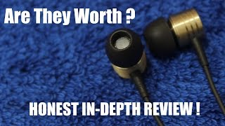 Review : Xiaomi Piston 2.1/2 Mi In-Ear Headsets Honest Full In-Depth Review | Are they worth ?