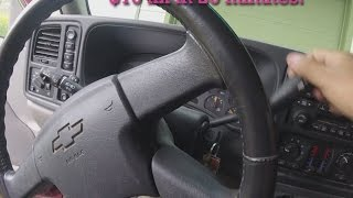Chevy Suburban 2003 Shift Cable Repair. Quick and Cheap! HD