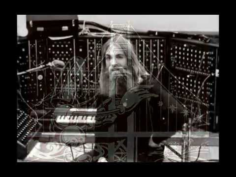 Doug McKechnie plays the Moog Synthesizer 1968