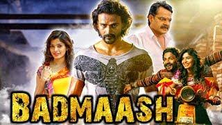 Badmaash Kannada Hindi Dubbed Full Movie | Dhananjay, Sanchita Shetty, Achyuth Kumar