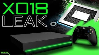BIG Xbox XO18 Leak! New Xbox 2 & PS5 Release Date,  Big Xbox One Games Announcement! Xbox One X News