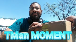 Transformers Unboxing & Other Quick Talk: TMan MOMENT