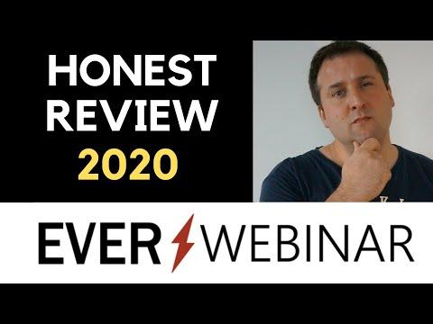 EverWebinar Honest Review 2018 (Complete A-Z Tutorial)