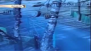 Смертельное ДТП с экс-главой кемеровского ГИБДД Мовшиным попало на видео