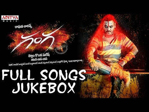 Ganga (Muni-3) Full Songs II Jukebox II Raghava Lawrence, Tapsee Pannu