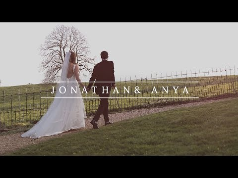 Jonathan & Anya  Ston Easton Park  Wedding Highlight
