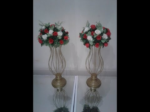 Arranjos De Flores ( Passo A Passo)