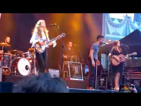 First Aid Kit - King of the World ft. The Tallest Man on Earth - Live @ Gröna Lund, June 19, 2017