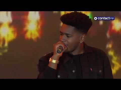 LISANDRO CUXI - Danser (live) - Grand Live Contact FM