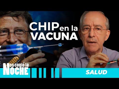 Cómo Saber Que No Me Inyectaron Un Chip En La Vacuna, Oswaldo Restrepo - Nos Cogió La Noche