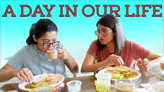 A NUA Day in Our Life | Amritha Suresh | Abhirami Suresh | Ag Vlogs Episode 68 | NUA Woman