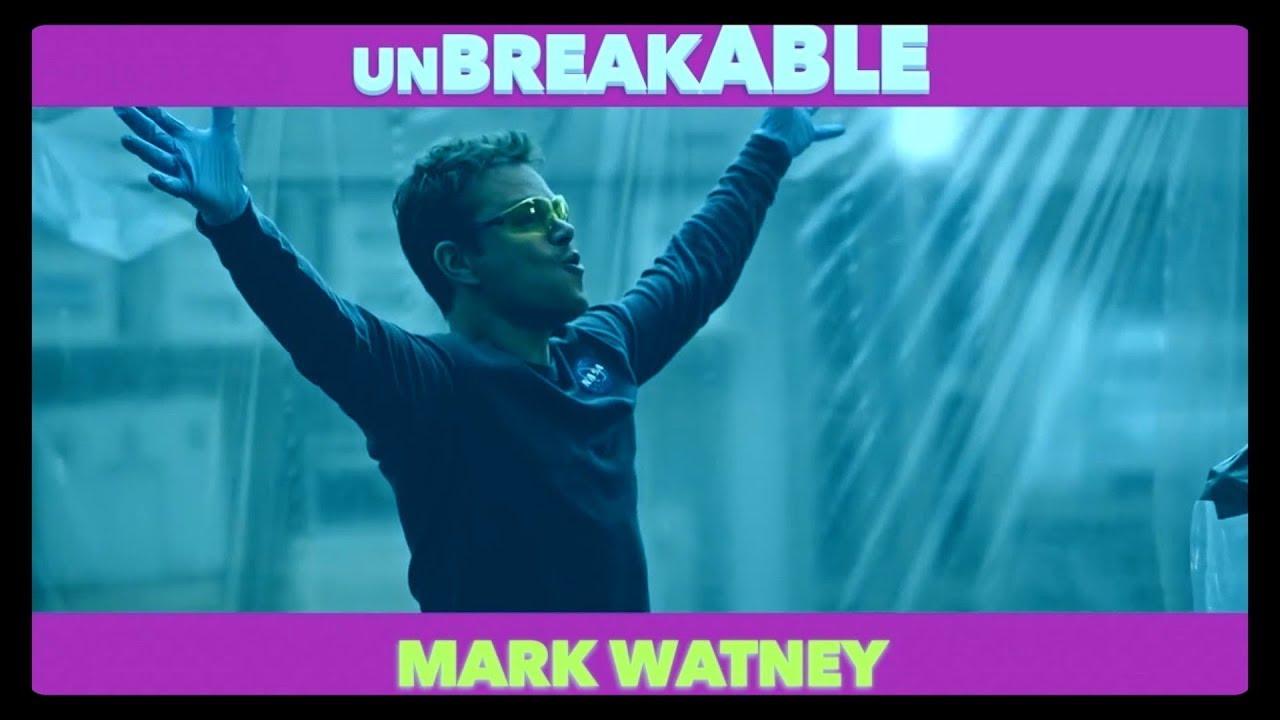 Sketch From Superheroes: Unbreakable Mark Watney