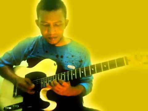Adi Cahaya Orang China Anjir Banjar Suka Dangdut Cuma Kamu Cover Guitar