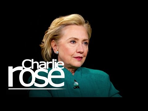 Hillary Clinton on Why She Might Not Run | Charlie Rose