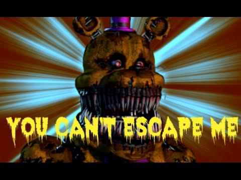 You Can Escape
