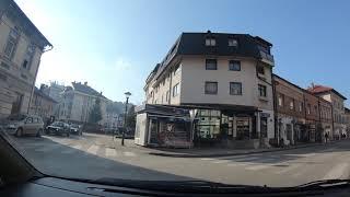 Prođoh Travnikom gradom