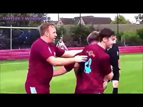 Tuffley Rovers v Windsor (UHLSport Hellenic Premier 2017/18)