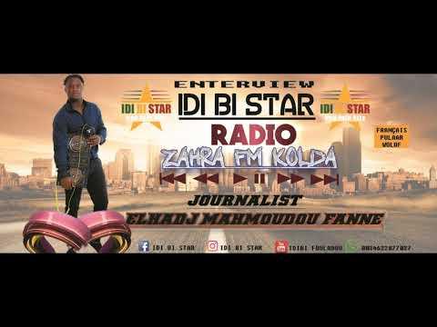 Idi Bi Star - Radio Zahra Fm Kolda Senegal