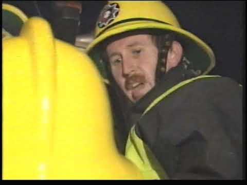 Blues and twos  -  Gerrards cross Bucks fire service