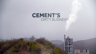 Cement's Dirty Business
