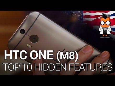 Top 10 Tips, Tricks & Hidden Features: HTC One (M8)