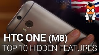 Top 10 Tips, Tricks & Hidden Features: HTC One (M8)