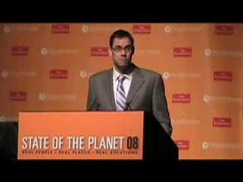 John McArthur on the progress of MDGs (part 1)