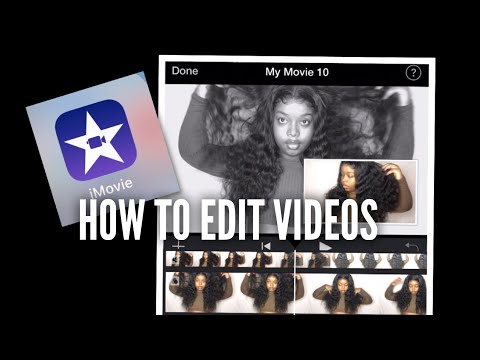 How to Edit Videos Using iMovie on Your iPhone
