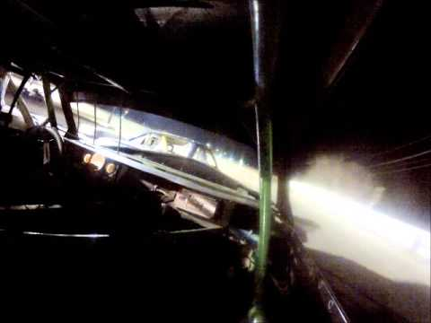 Flyin Ryan Powers Heart O Texas Speedway 3.4.16 IMCA Stock Car