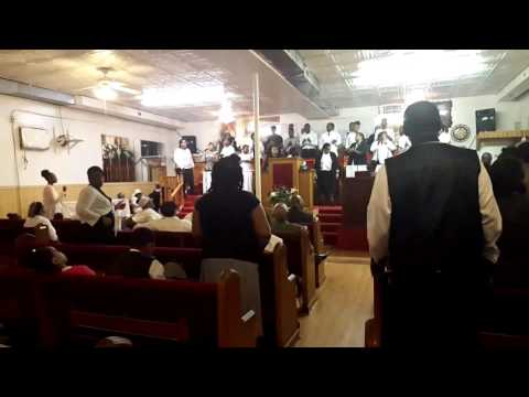 Christ Miracle's live broadcast CMHC Choir