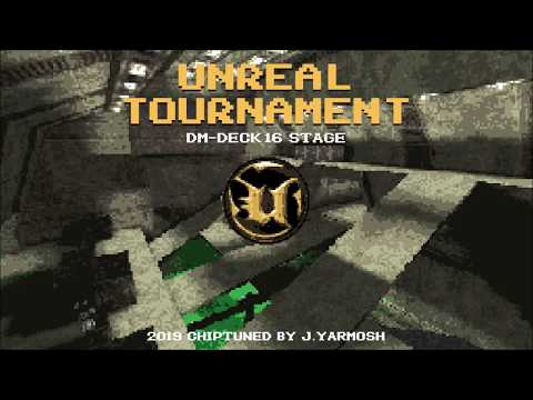Unreal Tournament`99 Go Down (Deck-16) 8-bit Mix. By J. Yarmosh