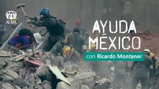 Ricardo Montaner ADRA.org/AyudaMexico