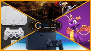 GameCast S02E08 + Spiderman Giveaway | PS Plus Νοεμβρίου, PS Classic, Medievil & μισός Spyro