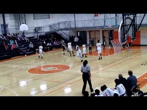 Madison Middle Vs. Two Rivers 12.1.16