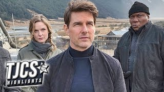 Mission Impossible 7 & 8 To Shoot Back-To-Back