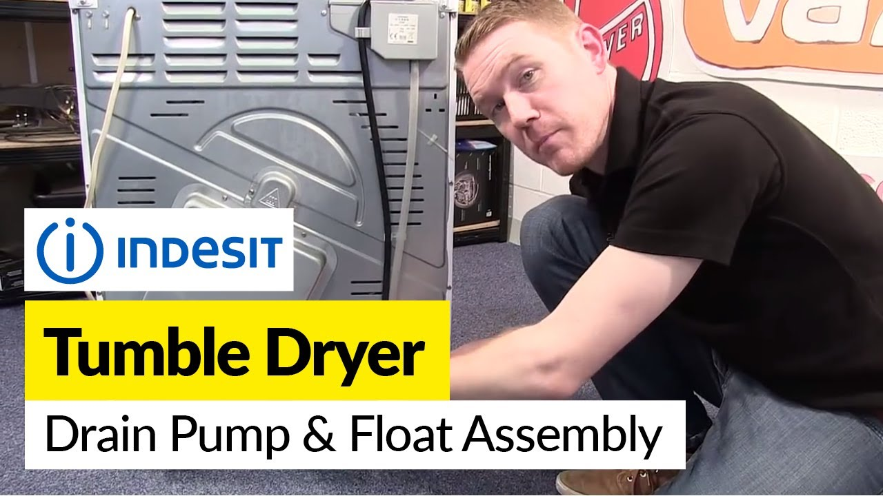 Sides Back Of A Tumble ~ How to replace the drain pump and float assembly on a