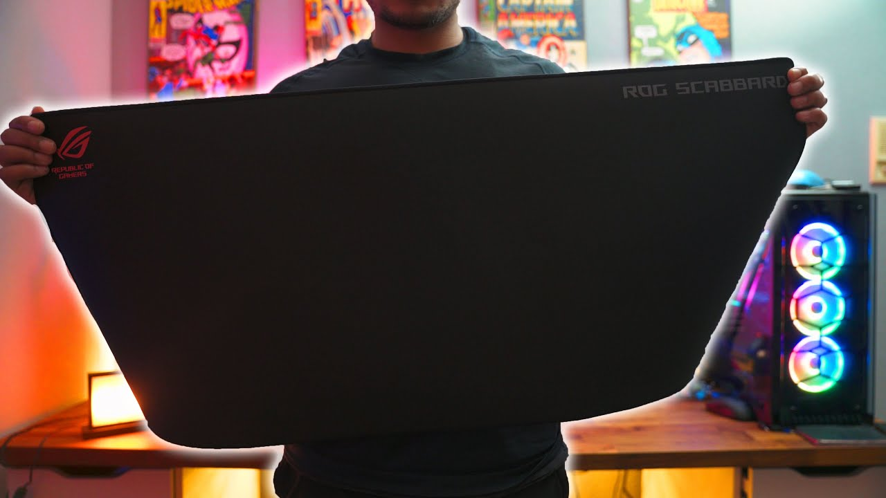Top 3 Gaming Mouse Pads 2019! Extended Edition - YouTube