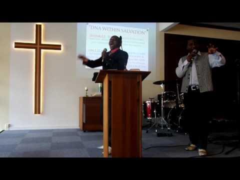 "Holy Int'l Christian Ministries""DNA & Salvation Vol.4"" Pastor Kapinga Dieudonné Mushagalusa P. 1"