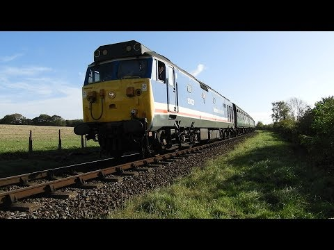 The Mid Hants Railway Diesel Weekend 2017