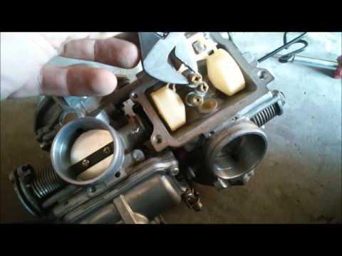 DynoJet Carb Jet Kit Install Honda Shadow 1100 (UPGRADES PART: 2)