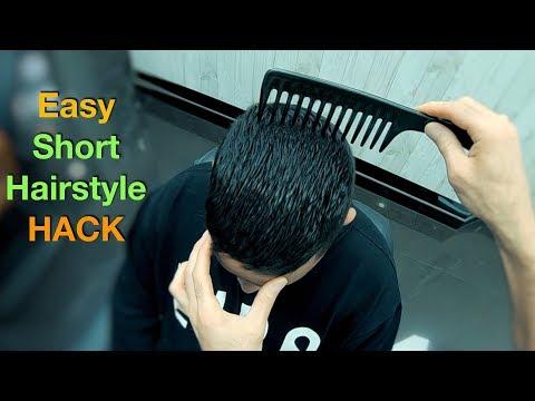 How To Style Short Hair 2019 (Hair Hacks)