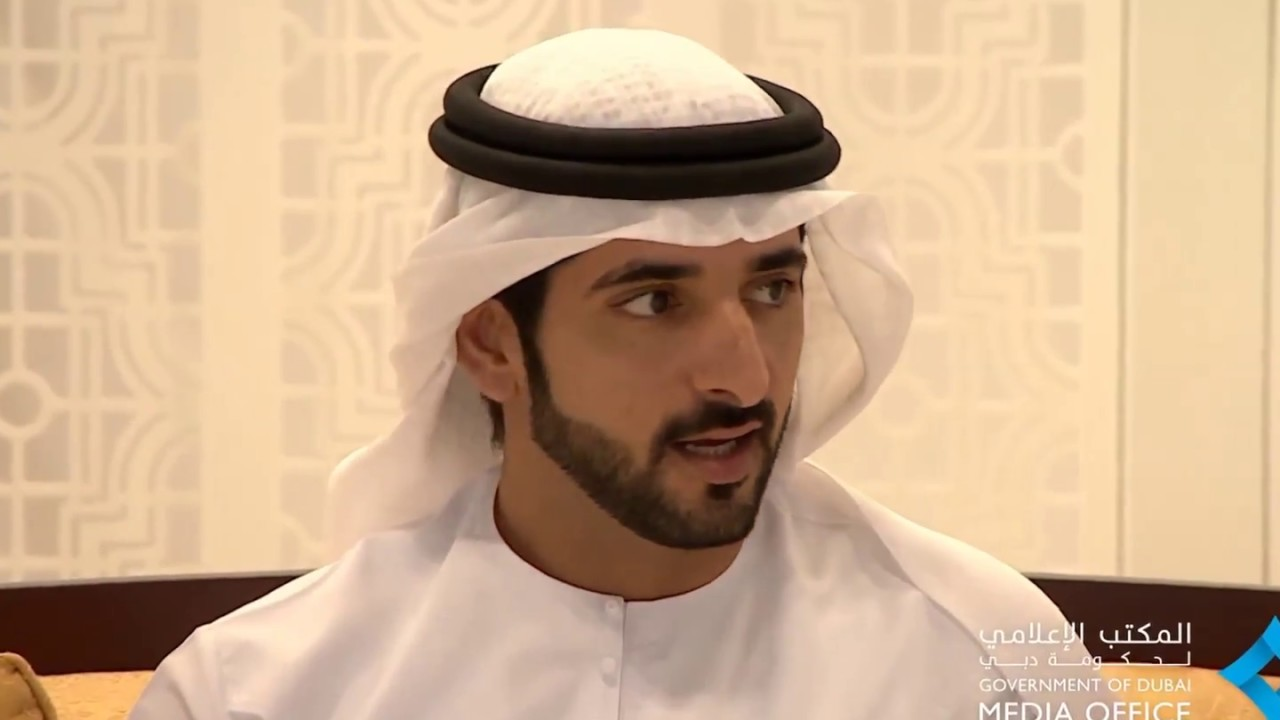 (07 April, 2018) Sheikh Hamdan (Fazza) attend Al Ghurair family wedding