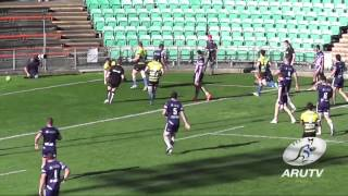 NRC14 Rd2: Sydney Stars v Melbourne Rising Highlights
