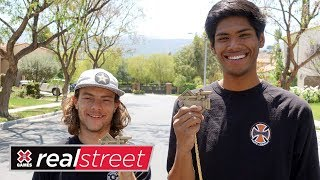 Chris Joslin and Devin Lopez win Real Street 2018 bronze | World of X Games