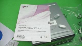 内蔵blu ray drive bh10ns38 bl blk ブルーレイドライブ lg