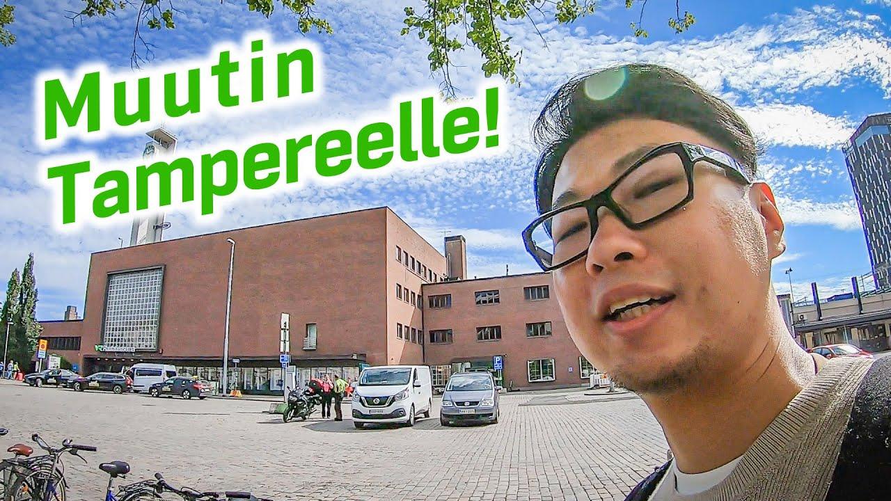 Päivittäin tapahtui rikoksia Tampereelle muuton jälkeen!? - Tie maahanmuuttoon 08