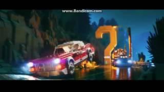 Лего Фильм:Бэтмен (Злодеи вторгаются на электростанцию)